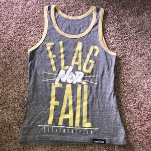 flag nor fail Tops - Flag nor Fail tank